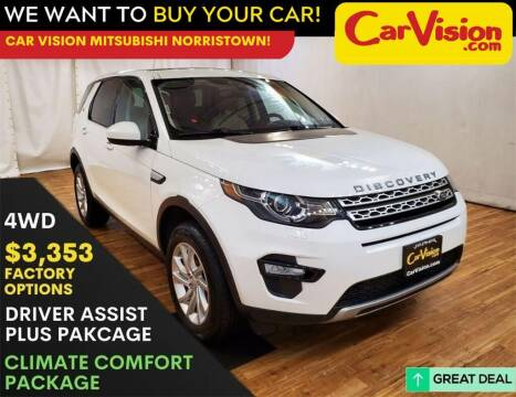 2017 Land Rover Discovery Sport for sale at Car Vision Mitsubishi Norristown in Trooper PA
