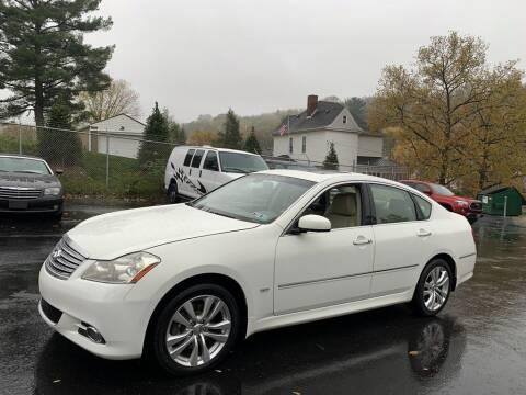 2010 Infiniti M35 for sale at Premiere Auto Sales in Washington PA