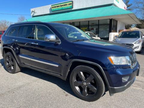 2012 Jeep Grand Cherokee for sale at Action Auto Specialist in Norfolk VA