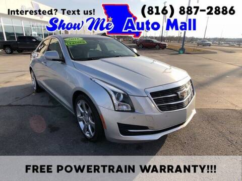 2016 Cadillac ATS for sale at Show Me Auto Mall in Harrisonville MO