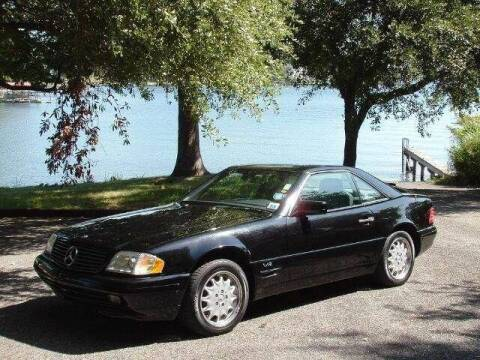 1997 Mercedes-Benz CL-Class for sale at Classic Car Deals in Cadillac MI