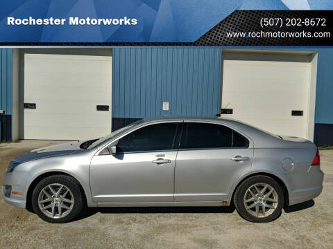 2011 Ford Fusion for sale at Rochester Motorworks in Rochester MN