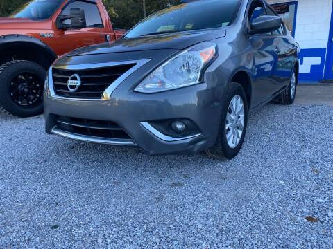 2017 Nissan Versa for sale at Nash's Auto Sales Used Car Dealer in Milton FL