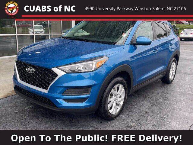2019 Hyundai Tucson for sale at Summit Credit Union Auto Buying Service in Winston Salem NC