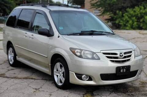 2005 Mazda MPV for sale at Square Business Automotive in Milwaukee WI