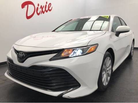 2018 Toyota Camry for sale at Dixie Motors in Fairfield OH
