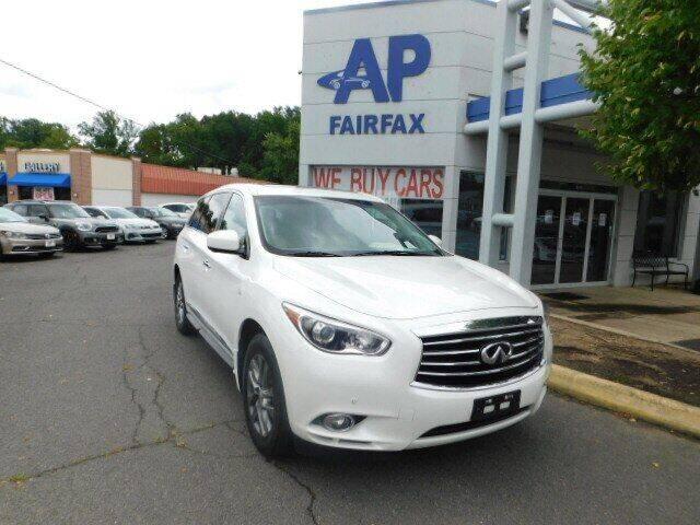 2015 Infiniti QX60 for sale at AP Fairfax in Fairfax VA
