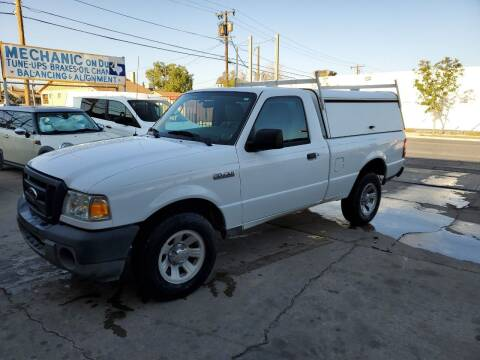 2011 Ford Ranger for sale at FM AUTO SALES in El Paso TX