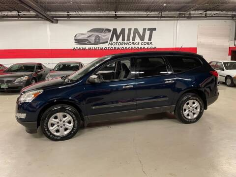2010 Chevrolet Traverse for sale at MINT MOTORWORKS in Addison IL