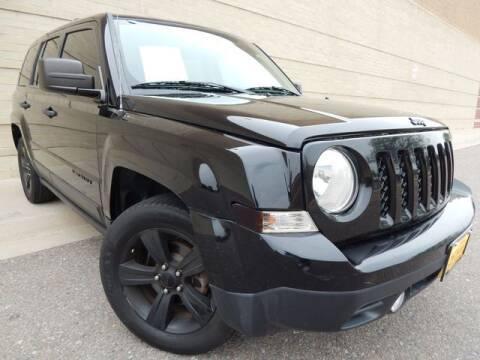 2015 Jeep Patriot for sale at Altitude Auto Sales in Denver CO
