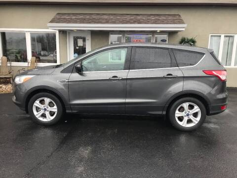 2016 Ford Escape for sale at DOOR PENINSULA SALES & STORAGE LTD in Sturgeon Bay WI