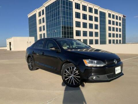 2013 Volkswagen Jetta for sale at SIGNATURE Sales & Consignment in Austin TX