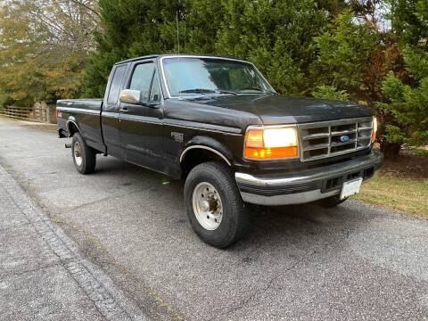 1996 Ford F-250 for sale at Front Porch Motors Inc. in Conyers GA