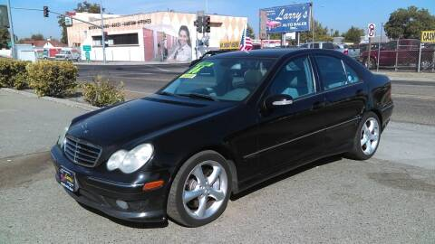 2006 Mercedes-Benz C-Class for sale at Larry's Auto Sales Inc. in Fresno CA