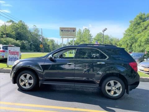 2015 Chevrolet Equinox for sale at Lafayette Motors 2 in Andover NJ