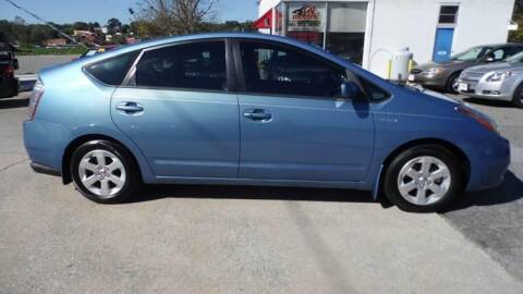 2008 Toyota Prius for sale at G AND J MOTORS in Elkin NC