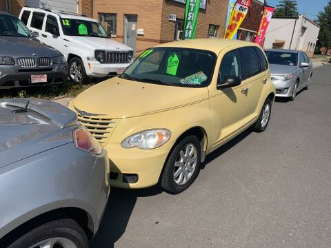 2007 Chrysler PT Cruiser for sale at Frank's Garage in Linden NJ