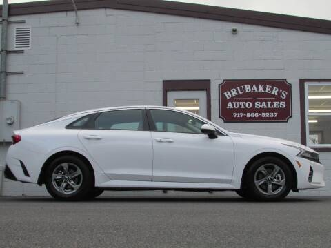 2021 Kia K5 for sale at Brubakers Auto Sales in Myerstown PA