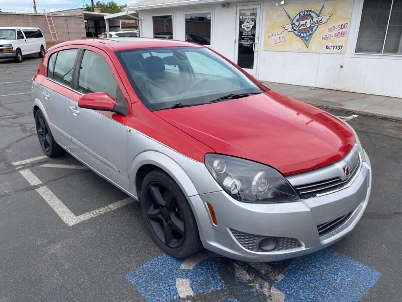 2008 Saturn Astra for sale at Robert Judd Auto Sales in Washington UT