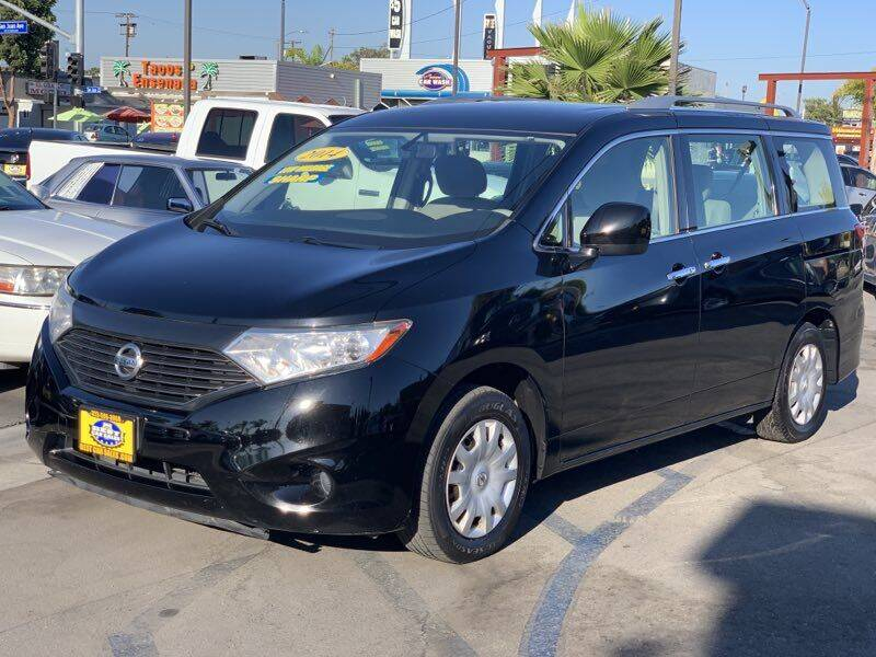 2014 Nissan Quest for sale in South Gate, CA