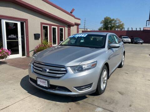 2013 Ford Taurus for sale at Sexton's Car Collection Inc in Idaho Falls ID