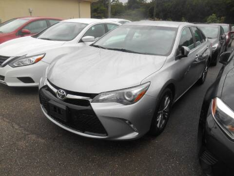 2016 Toyota Camry for sale at AUTO MART in Montgomery AL
