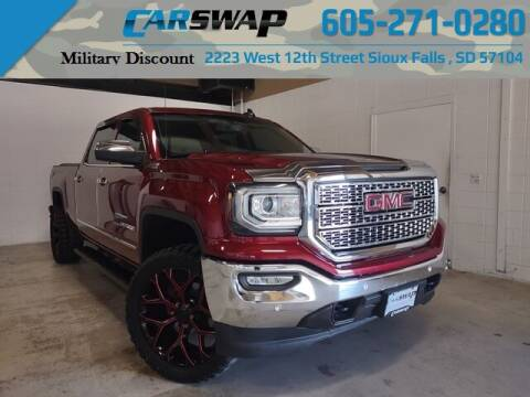 2018 GMC Sierra 1500 for sale at CarSwap in Sioux Falls SD