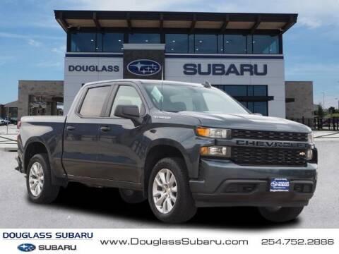 2020 Chevrolet Silverado 1500 for sale at Douglass Automotive Group - Douglas Subaru in Waco TX