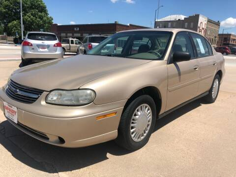 2003 Chevrolet Malibu for sale at Spady Used Cars in Holdrege NE