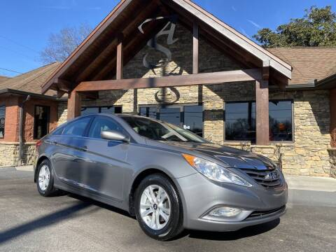 2013 Hyundai Sonata for sale at Auto Solutions in Maryville TN