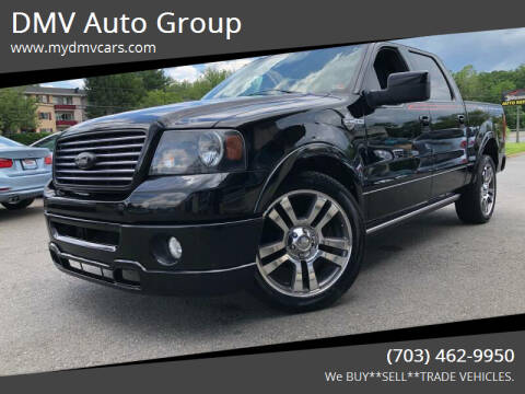 2007 Ford F-150 for sale at DMV Auto Group in Falls Church VA