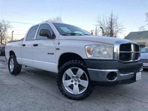 2008 Dodge Ram Pickup 1500 for sale at Stunning Auto in Sacramento CA