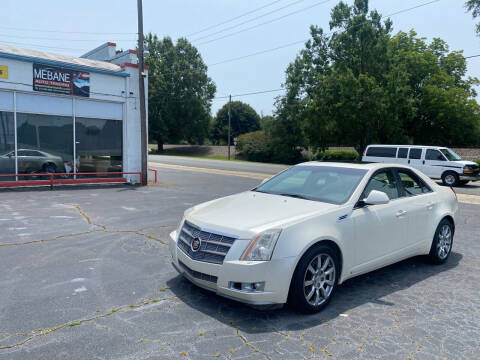 2008 Cadillac CTS for sale at Mebane Auto Trading in Mebane NC
