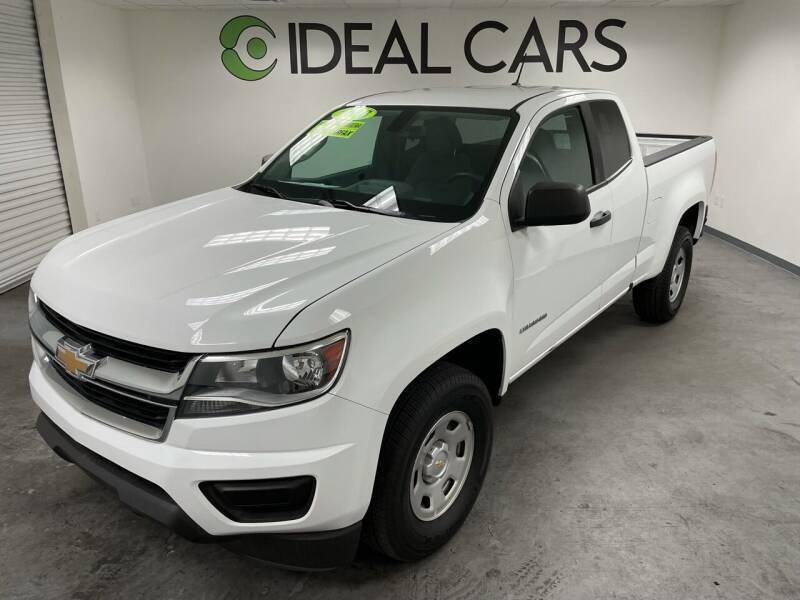 2018 Chevrolet Colorado for sale at Ideal Cars Atlas in Mesa AZ
