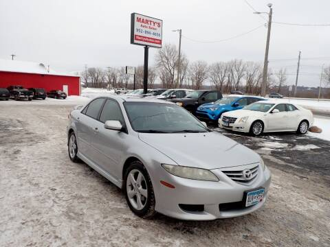 2005 Mazda MAZDA6 for sale at Marty's Auto Sales in Savage MN