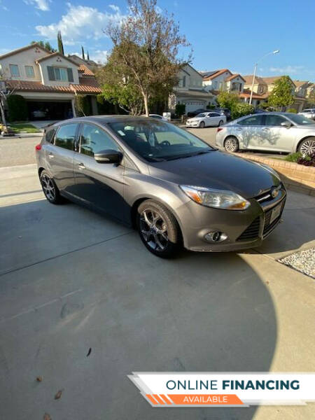 2013 Ford Focus for sale at ZOOM CARS LLC in Sylmar CA