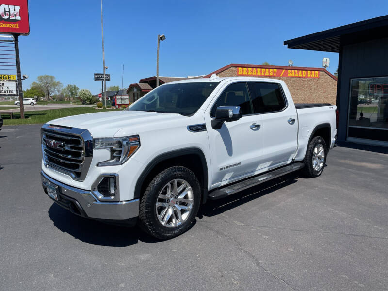 2019 GMC Sierra 1500 for sale at Welcome Motor Co in Fairmont MN