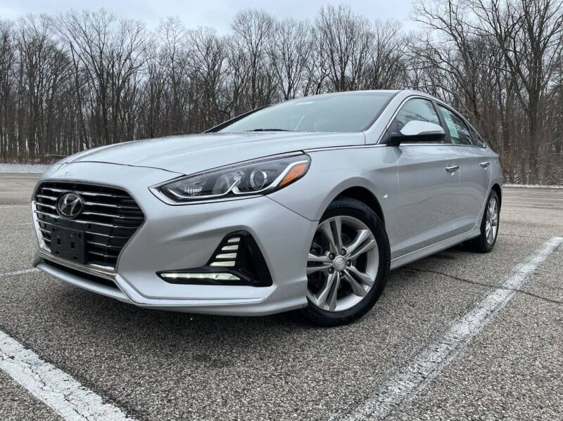 2018 Hyundai Sonata for sale at Lifetime Automotive LLC in Middletown OH