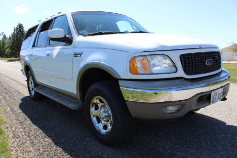 2000 Ford Expedition for sale at J.K. Thomas Motor Cars in Spokane Valley WA
