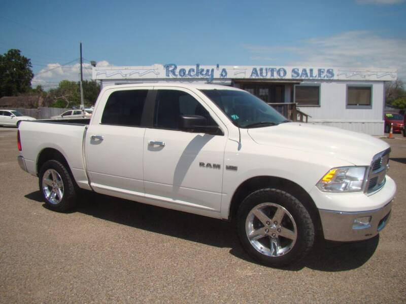2009 Dodge Ram Pickup 1500 for sale at Rocky's Auto Sales in Corpus Christi TX