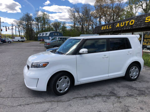 2008 Scion xB for sale at BELL AUTO & TRUCK SALES in Fort Wayne IN
