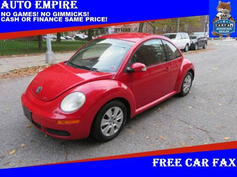 2010 Volkswagen New Beetle for sale at Auto Empire in Brooklyn NY