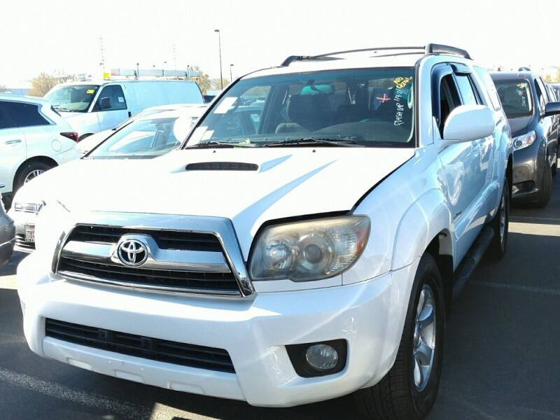 2007 Toyota 4Runner for sale at San Jose Auto Outlet in San Jose CA