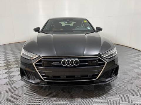 2021 Audi A7 for sale at CU Carfinders in Norcross GA