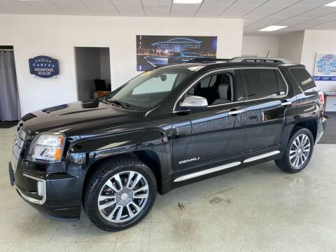 2016 GMC Terrain for sale at Used Car Outlet in Bloomington IL