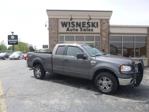 2006 Ford F-150 for sale at Wisneski Auto Sales, Inc. in Green Bay WI