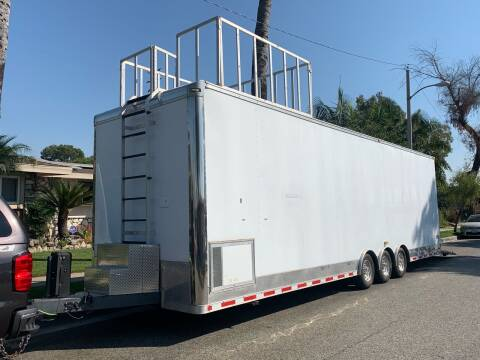 2010 Cargo Mate Enclosed 34'