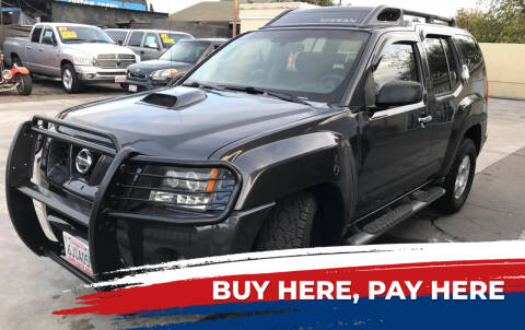 2007 Nissan Xterra for sale at Auto Emporium in Wilmington CA