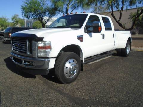 2008 Ford F-450 Super Duty for sale at COPPER STATE MOTORSPORTS in Phoenix AZ