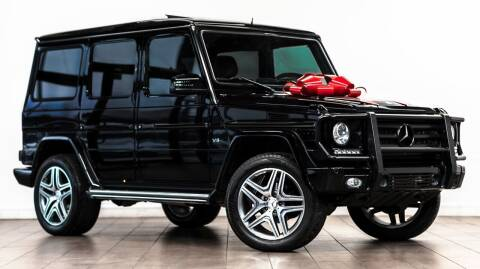 2013 Mercedes-Benz G-Class for sale at Texas Prime Motors in Houston TX